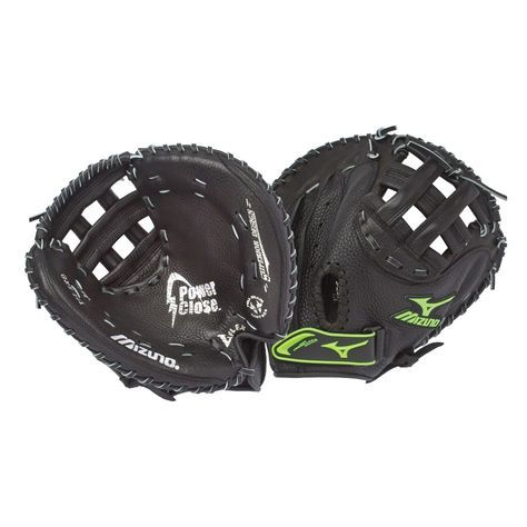 softball glove mizuno catchers mitt
