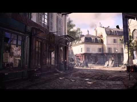 Assassins Creed Unity Sneak Peek Video - YouTube