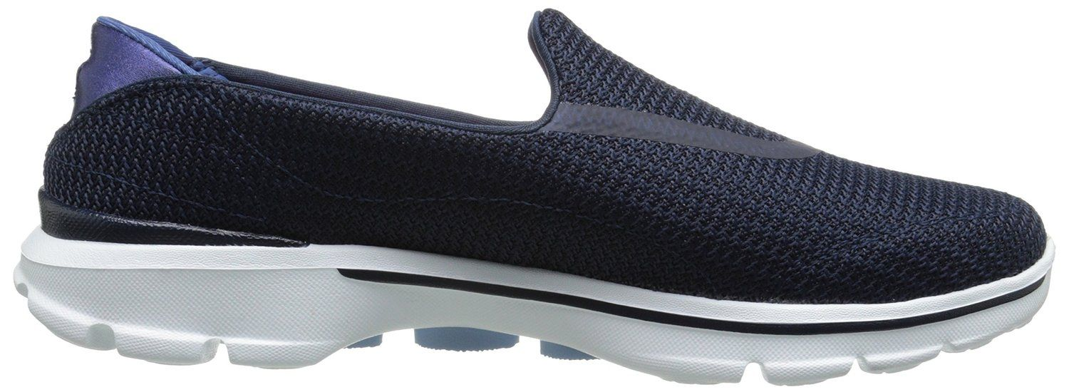 Skechers Performance Women's Go Walk 3 Slip-On Walking Shoe, Black, 9 M US | Amazon.com