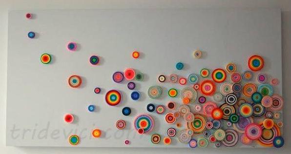Paper Quilling Wall Art | DIY quiling art | Pinterest ...