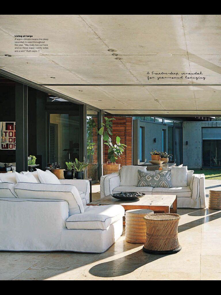 veranda outdoor spaces