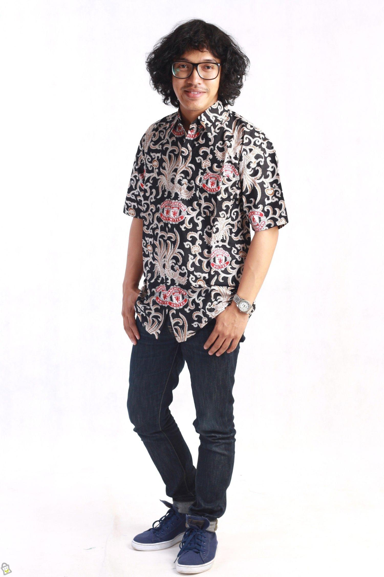 MANCHESTER UNITED Batik (http//mediacacheec3.pinterest