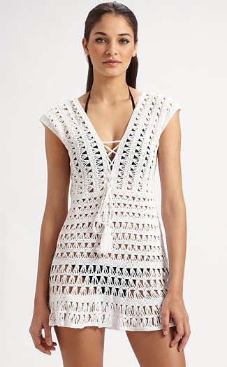 Anna Kosturova Crochet Dress Pesquisa Google Vestidos De Crochê