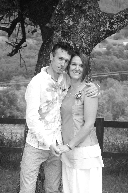 Projet alliances Damien & Lise - Nelly CHEMIN www.nellychemin.com