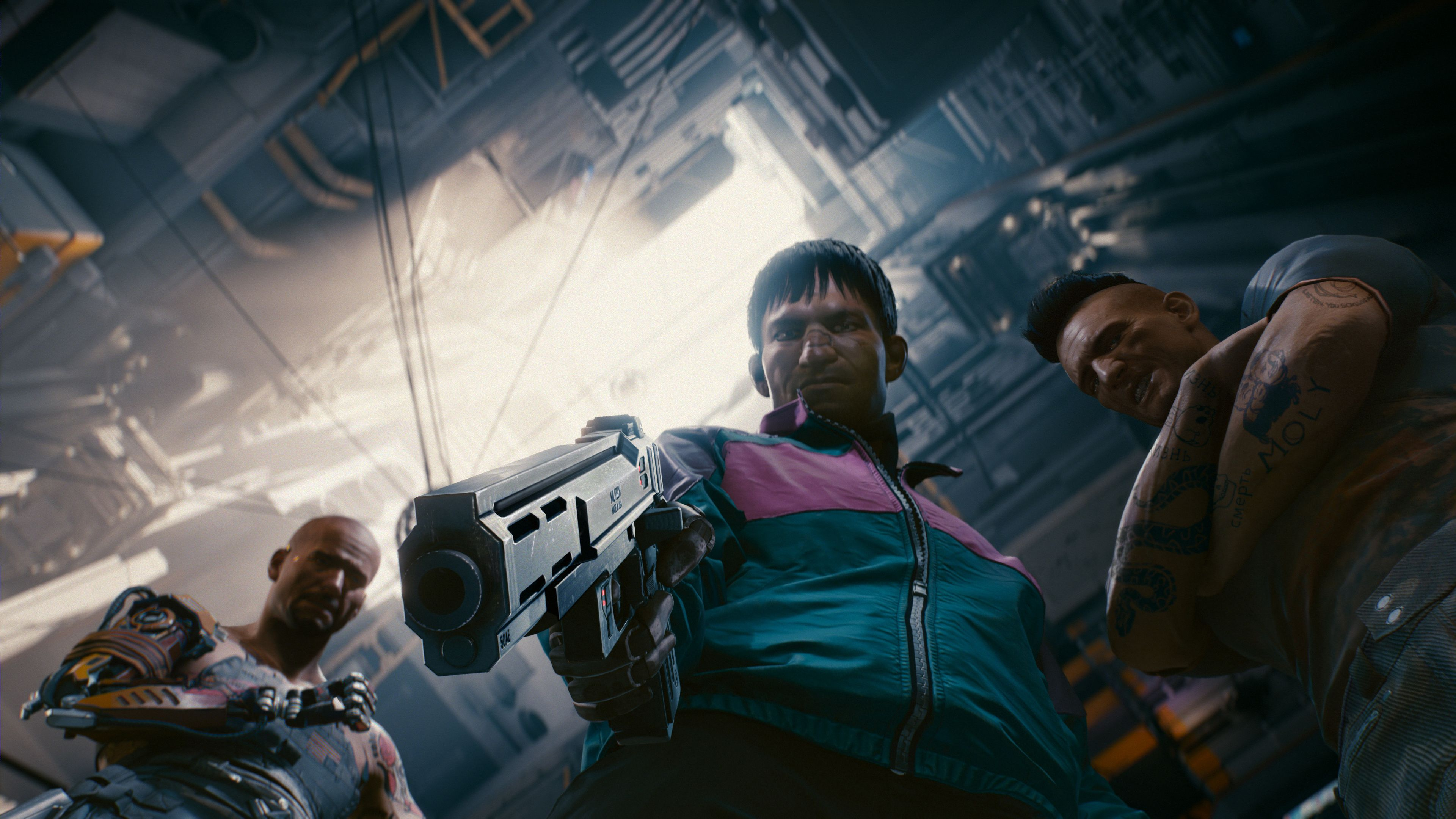 Cyberpunk 2077 Video Game 4k Xbox Games Wallpapers Ps Games