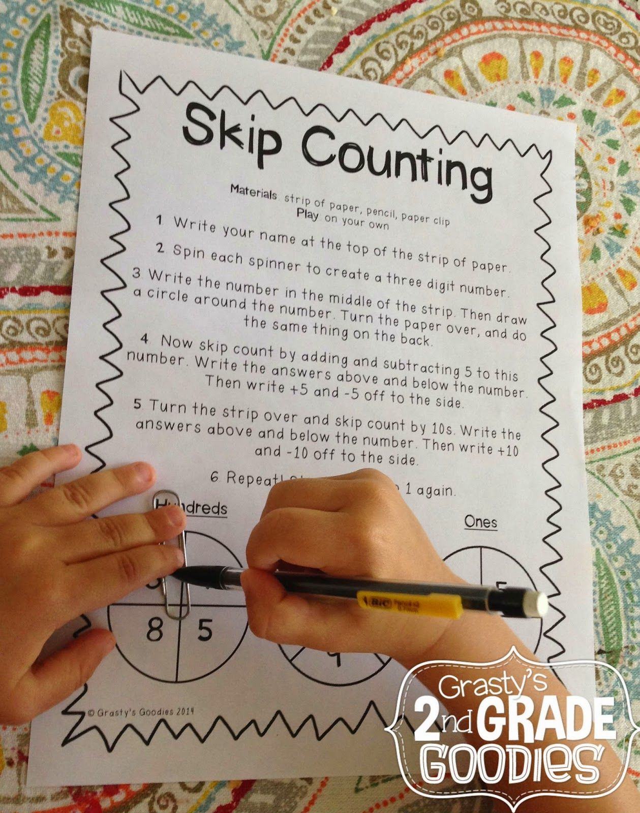 Iteach Second 2nd Grade Teaching Resources Sample Sunday