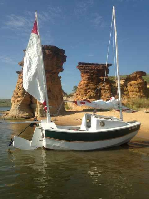 Duckworks - Building Welsfords Tread Lightly in Kansas | Boat, Yacht and Sail in 2019 | Boat ...