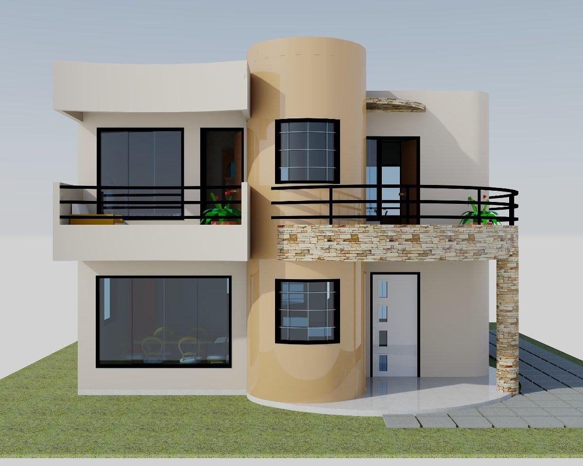 Resultado de imagen para townhouse home decor for Planos de construccion de casas pequenas