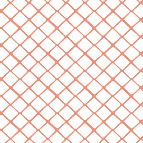 Fabric... It's a Birds Life Lattice in Pink by Camelot Cottons