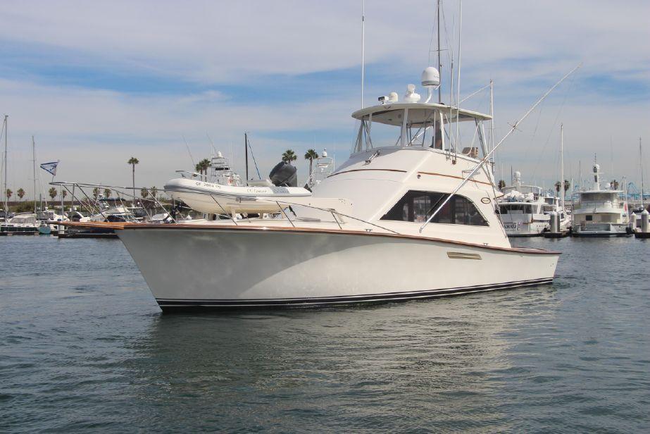 1988 44' Ocean Yachts Super Sport in San Pedro, CA