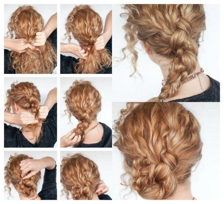 21++ Lockige haare frisuren frauen inspiration