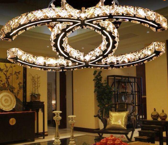 Chanel crystal ceiling light | Chanel | Pinterest | Ceiling lights ...
