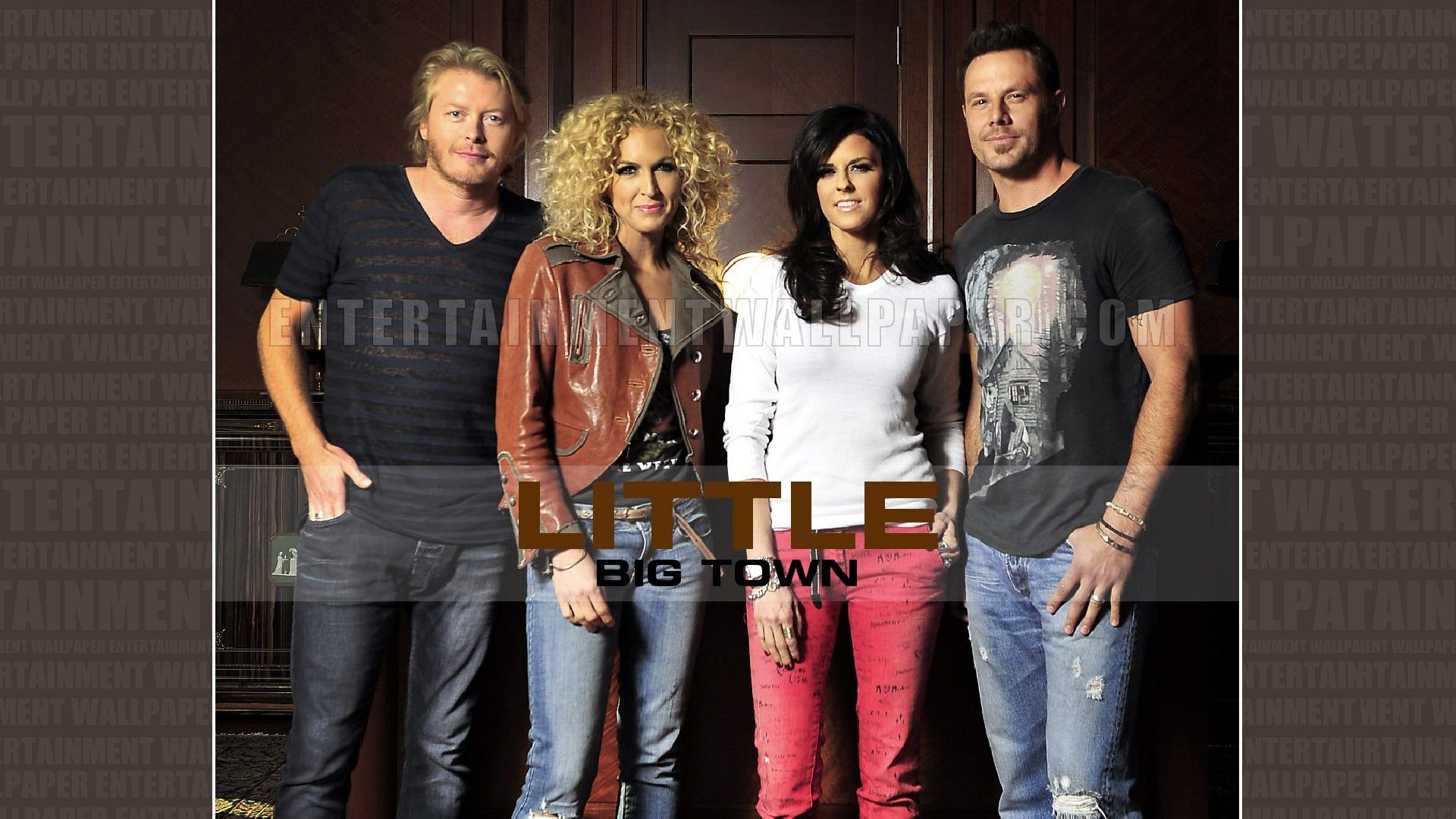 """Little Big Town /""""Country Music/"""" Personalized T-shirts"""