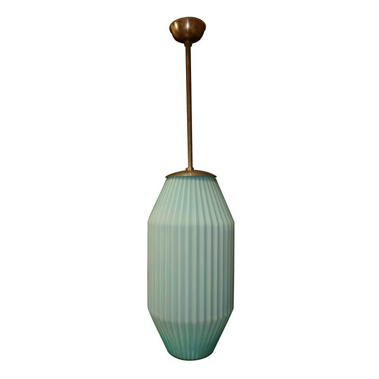 venini pendant attributed to massimo vignelli lampen vase. Black Bedroom Furniture Sets. Home Design Ideas