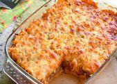 Receta de pastel de plátano maduro y carne molida  Latin recipes