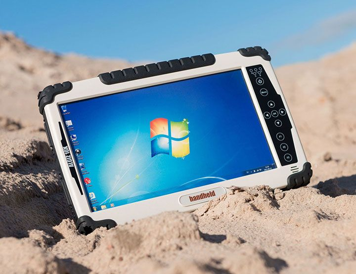 Handheld Launches The Algiz 10x A 10 Inch Rugged Tablet For Outdoors Rugged Tablet Tablet 10 Things