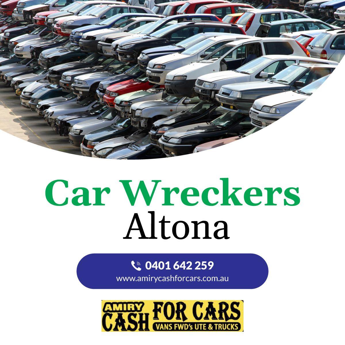 Car Wreckers in Altona in 2020 Wrecker, Car, How to remove