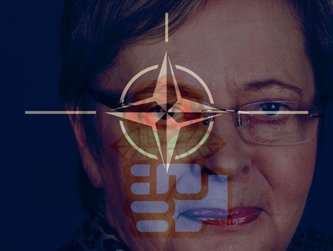Nato on kaikkea muuta kuin sosialidemokraattinen projekti.