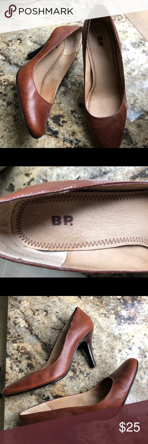97d6011d46fb Vintage BP (Nordstrom) pumps Brown pumps from BP! Good used condition. BP  Shoes Heels