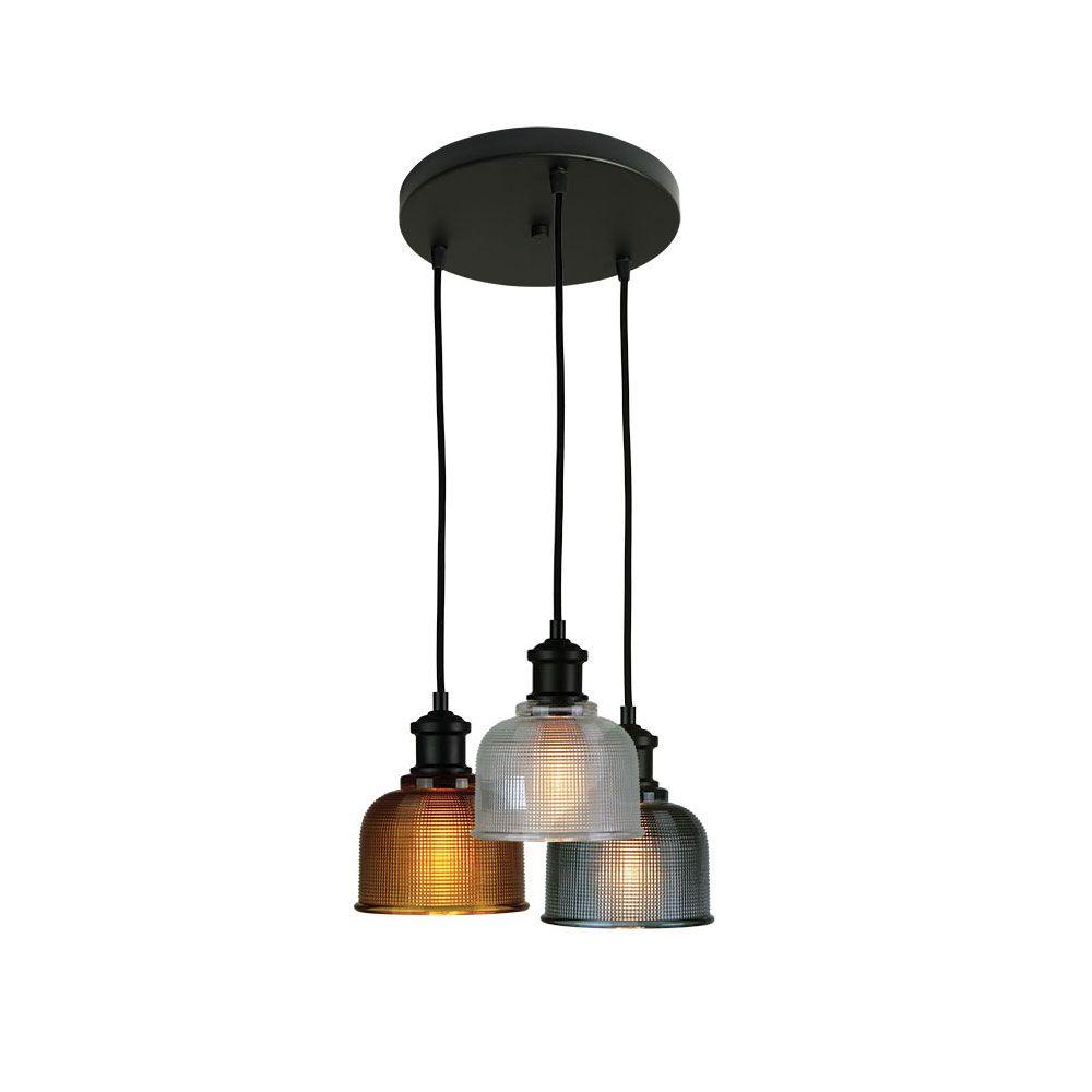 Buy Crompton Lightings Poly Pendant Light Grey