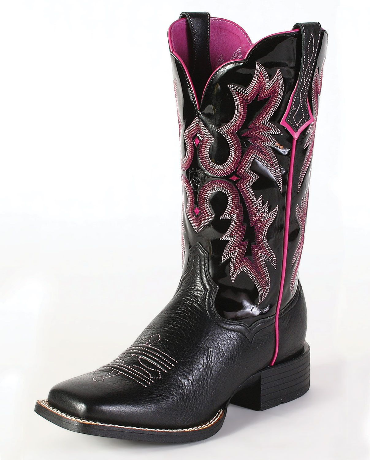 Ariat® Ladies' Tombstone Boots :: Pull-ons :: Ladies' :: Cowboy ...