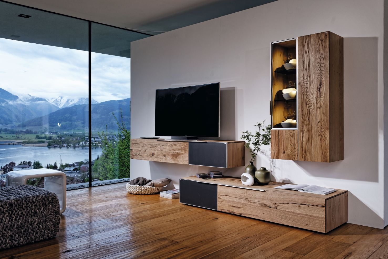 Voglauer V Alpin Wohnen Flat Screen Electronic Products Flatscreen Tv