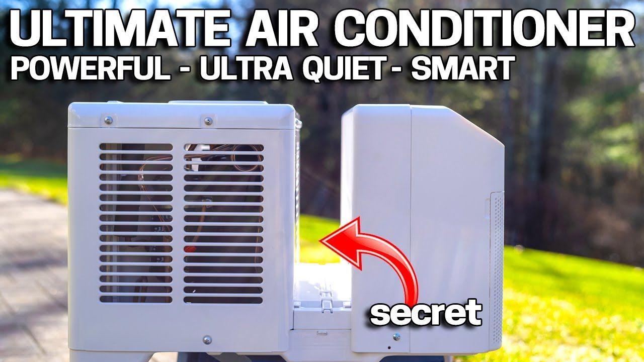 ULTIMATE Air Conditioner NEW U Shape Design AC 2020