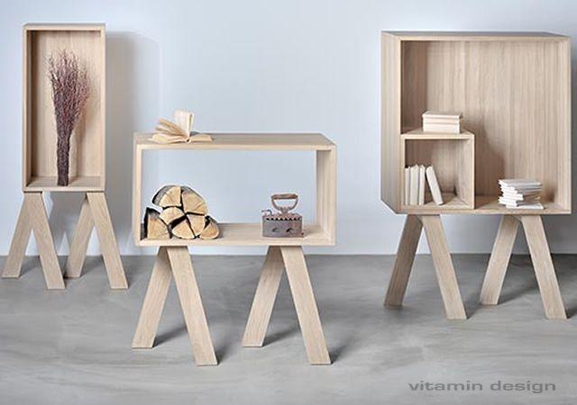 GO Shelf by Vitamin design