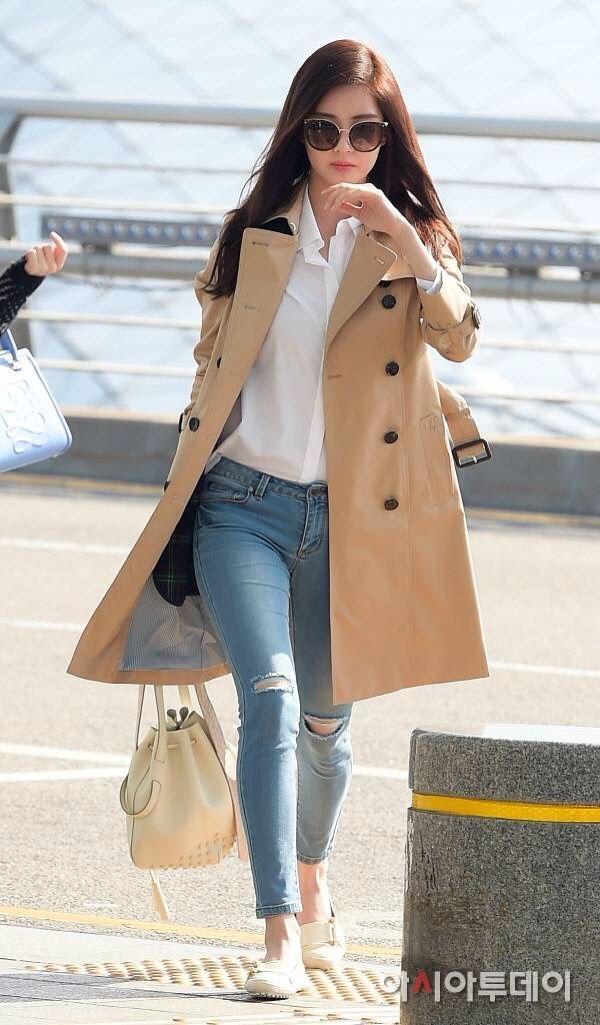 Seohyun Airport Fashion #SNSD | Jaya