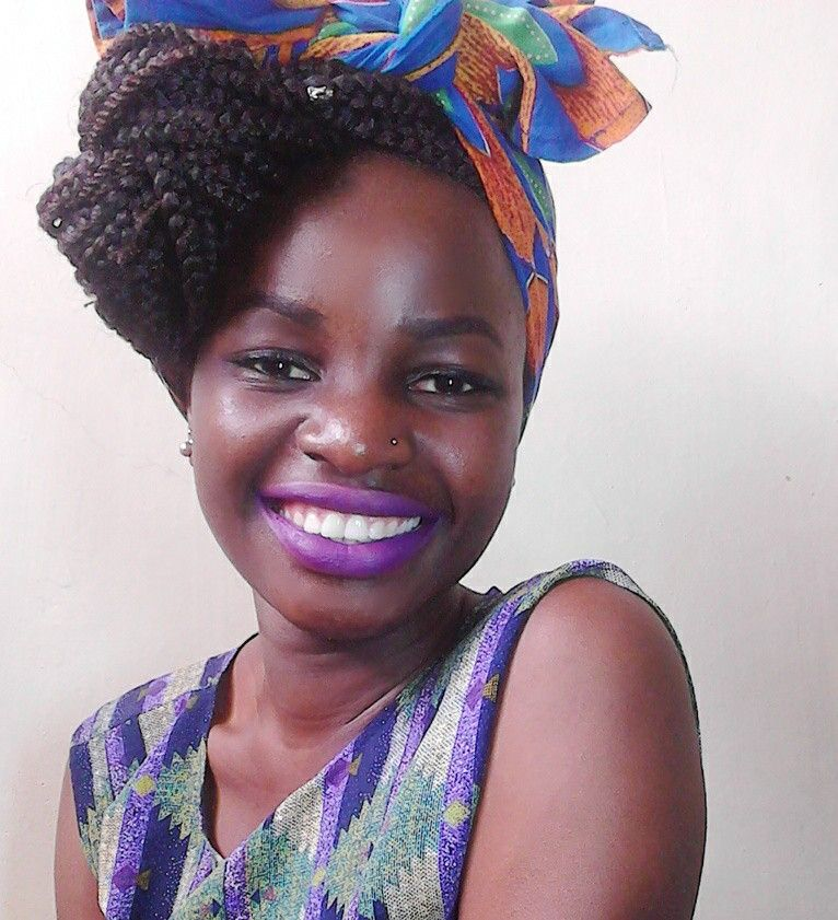 Chic styles for braids with head wraps braid styles