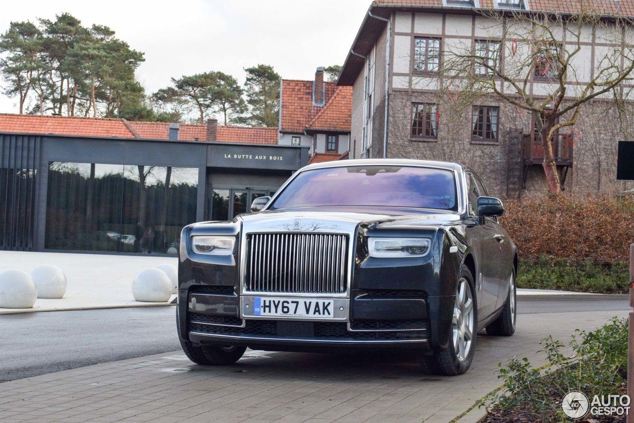 Rolls-Royce Phantom VIII 9