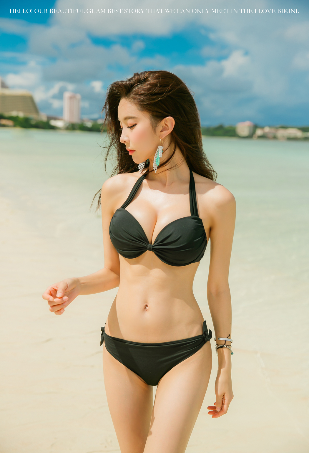 фото в бикини кореянок - 12