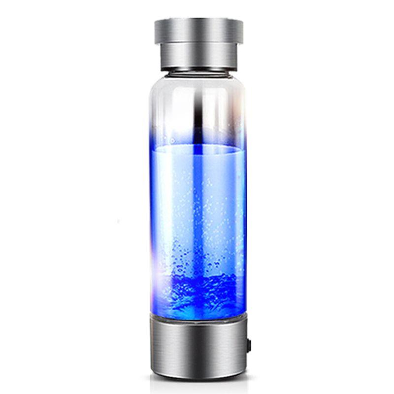 Hydrogen Rich Bottle Water Bottle Water Glass Free Ionizer Drinking Bottle FR