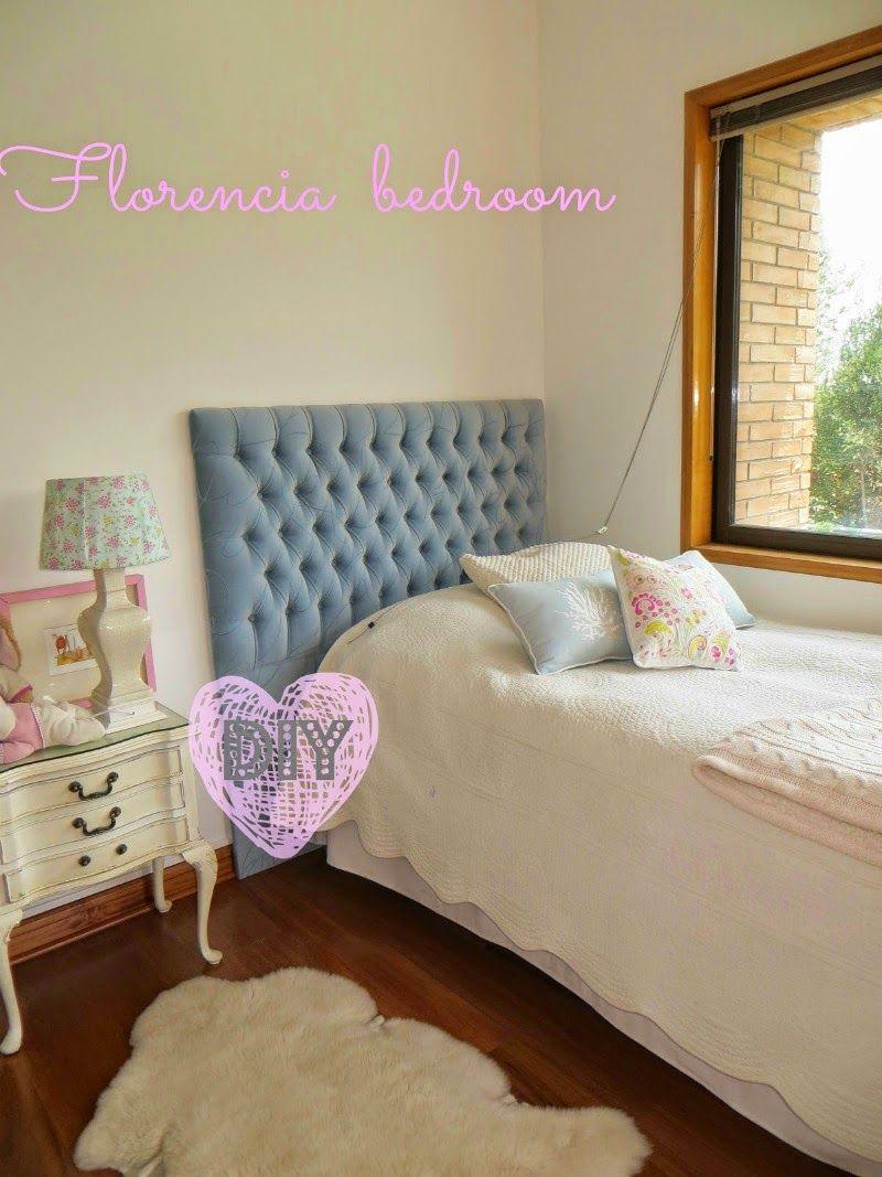 decora y adora: DIY respaldo tapizado cama/DIY upholstered hedboard ...