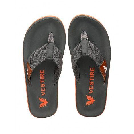 Vestire 4558 Men's Grey Flip flop