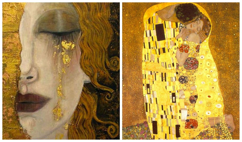 The Best Paintings of The Great Gustav Klimt is part of Klimt paintings, Gustav klimt tattoo, Klimt, Gustav klimt, Klimt tattoo, Art - Gustav Klimt (July 14, 1862   February 6, 1918) was an Austrian symbolist painter and one of the most prominent members of the Vienna Secession movement