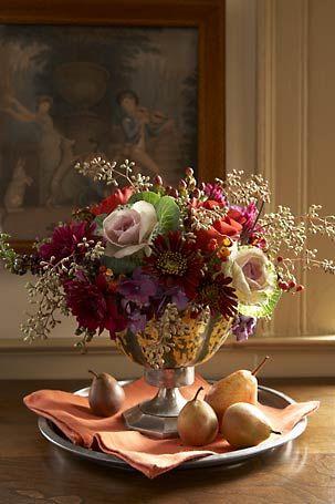 Mixed floral bouquet design