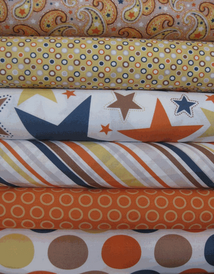 Super Star by Zoe Pearn for Riley Black Designs......on FabricWorm