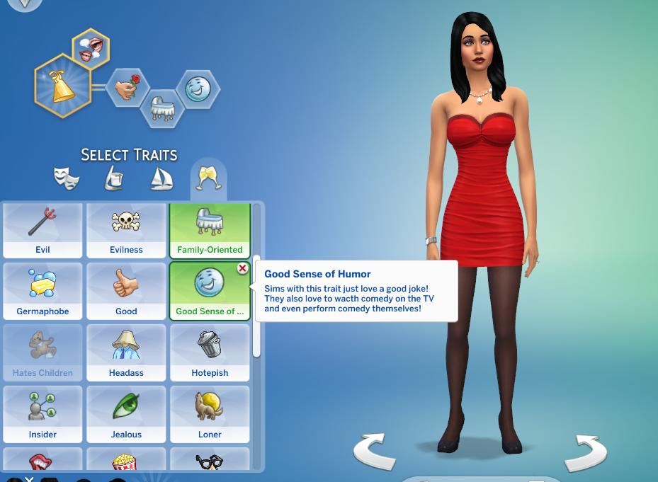 Sense Of Humor Traits By Gobananas Sims 4 Good Sense Of Humor Sims With The Good Sense Of Humor Trait Gain A 4 Playful Buff W Sims 4 Traits Sims 4 Sims Mods