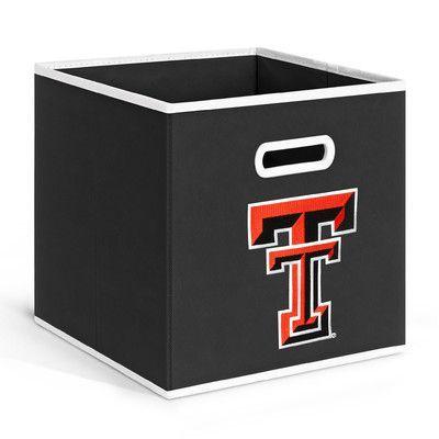 My Owners Box NCAA Storage Cube NCAA Team: