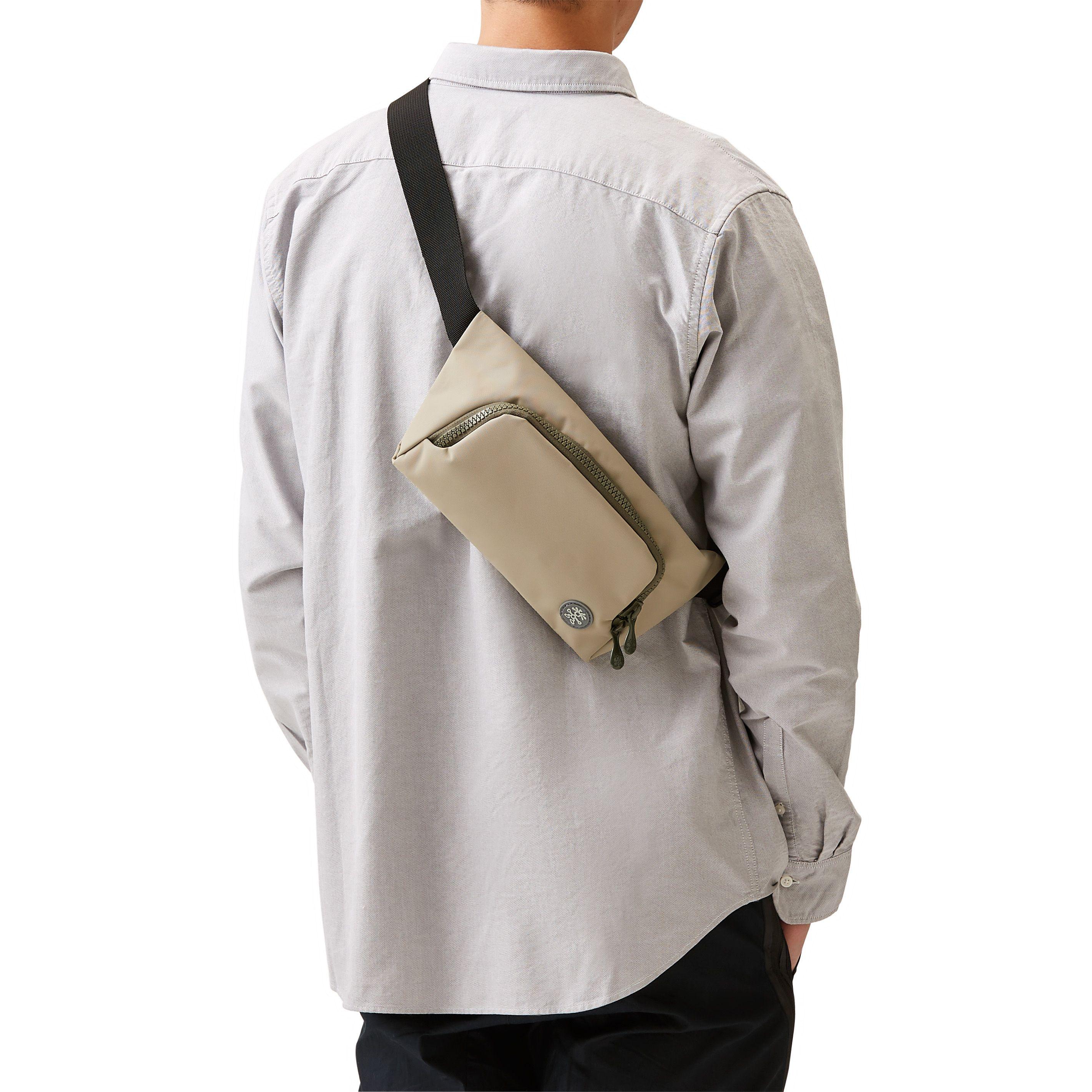 Engagement & Wedding Good Brand Men Messenger Bag Male Versatile Casual Outdoor Travel Sport Crossbody Bag High Quality Pu Leather Chest Shoulder Bag New Luxuriant In Design