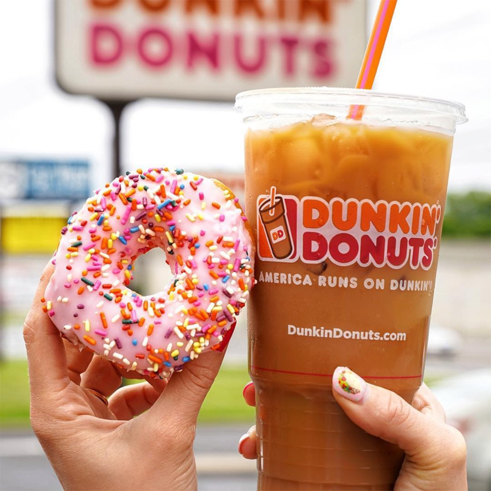 Yes, Dunkin' Donuts Has a Secret Drink Menu! Dunkin