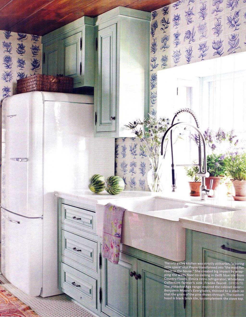 Exceptional 54 Retro Kitchen Decoration Ideas Retro Kitchen Decor Kitchen Inspirations Home Decor Kitchen