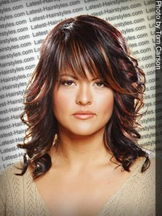 redwood hair color with caramel highlights! 24a0aa52ab