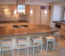 The Complete Decorative Concrete Contractor Concrete Decor Outdoor Concrete Countertops Decor