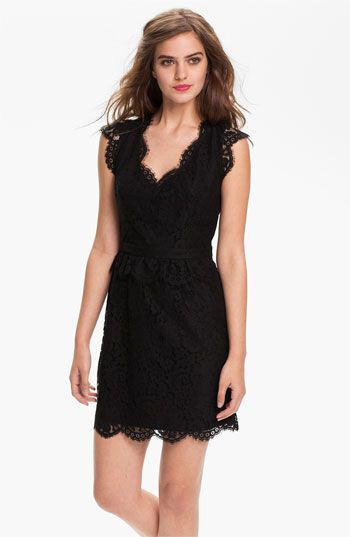 Absolutely LOVE this dress! Joie 'Lebanon' Lace Dress | Nordstrom