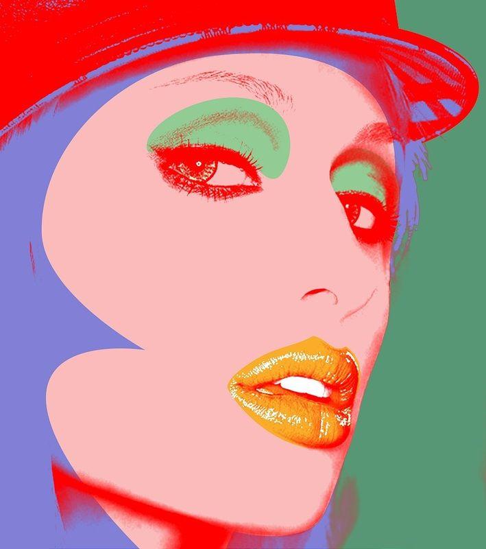 andy warhol artwork - 709×800