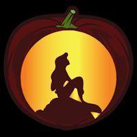 Maleficent Silhouette Pumpkin Stencil Google Search