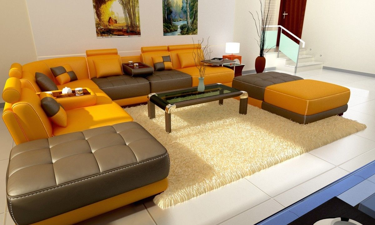 Order Code 706 5 Contemporary Leather Sofas Home