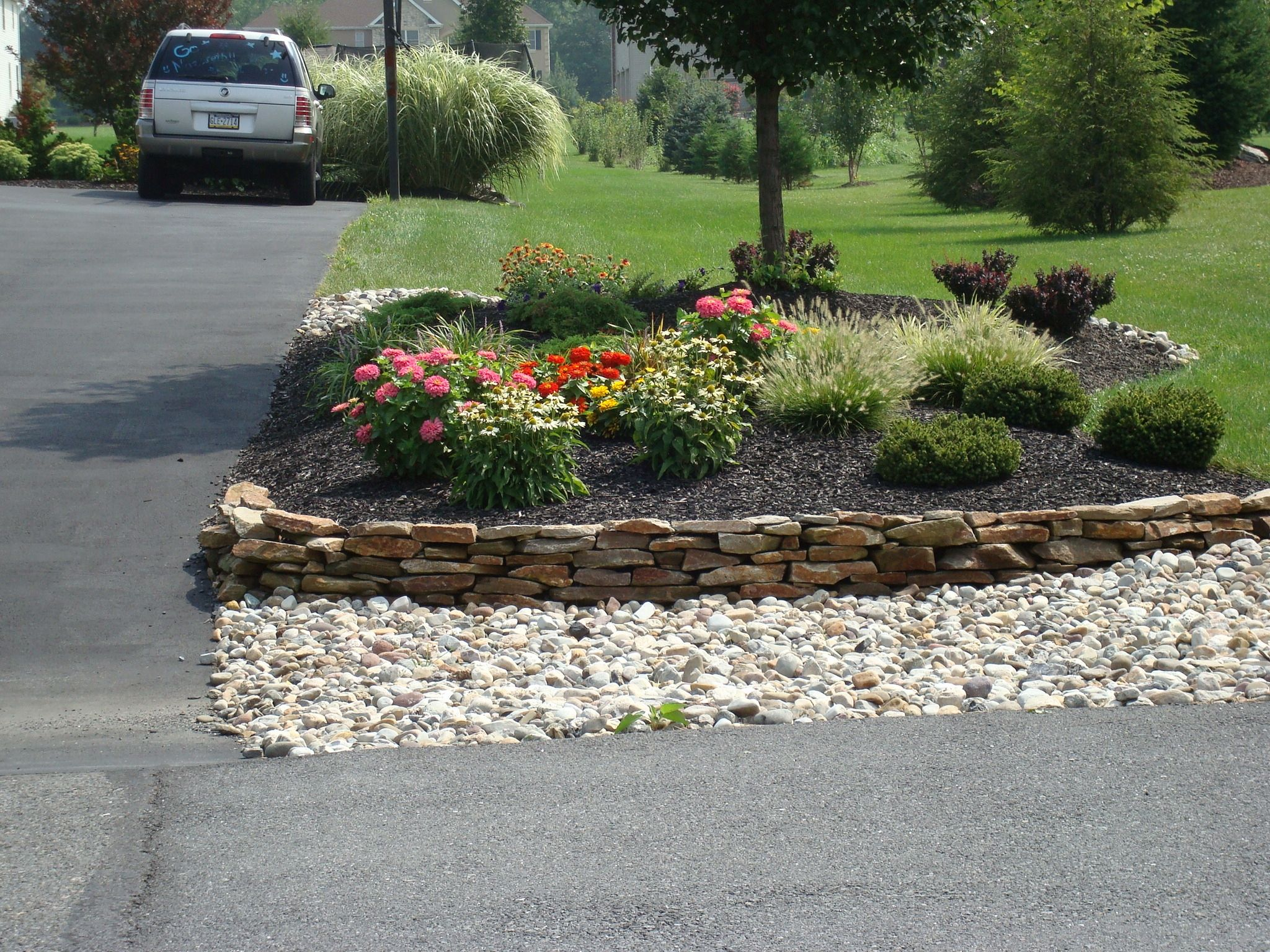 decorative white rocks for landscaping ideas design decors | Re-do ...